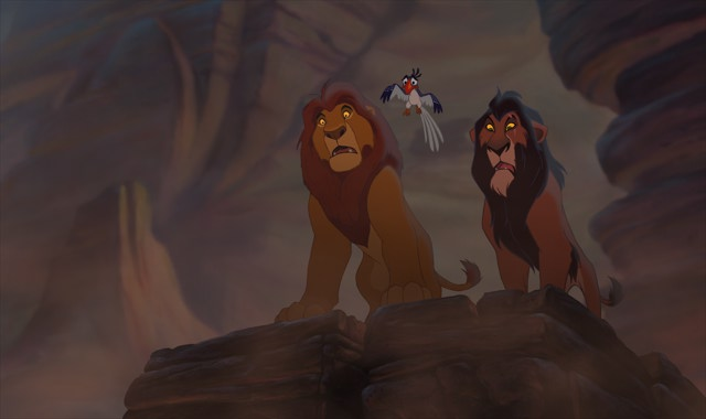 The Lion King Image Archive Mufasa