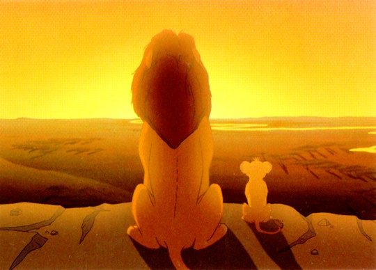 The Lion King HOH Competition Sunrise