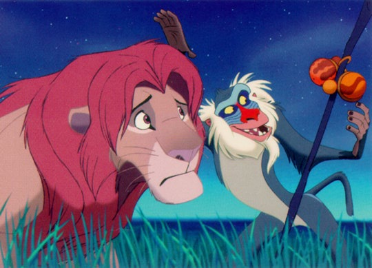 how to make rafiki stick