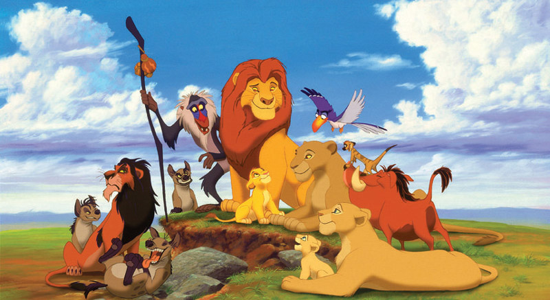 The Lion King Funny Cartoon
