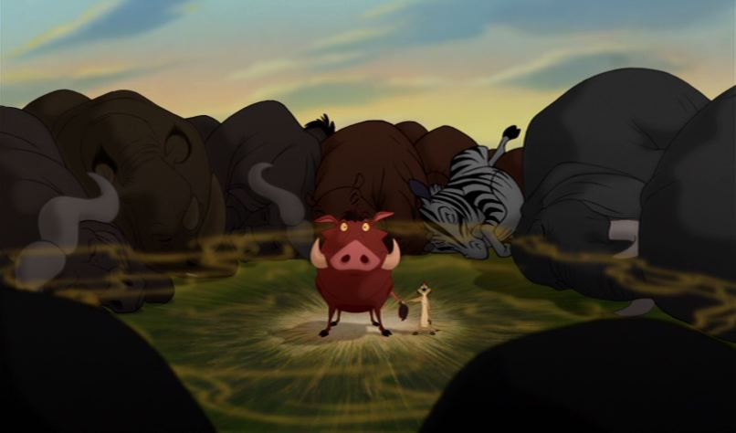 the lion king 11/2 animation movies