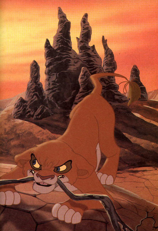 The Lion King Www Archive Simba S Pride