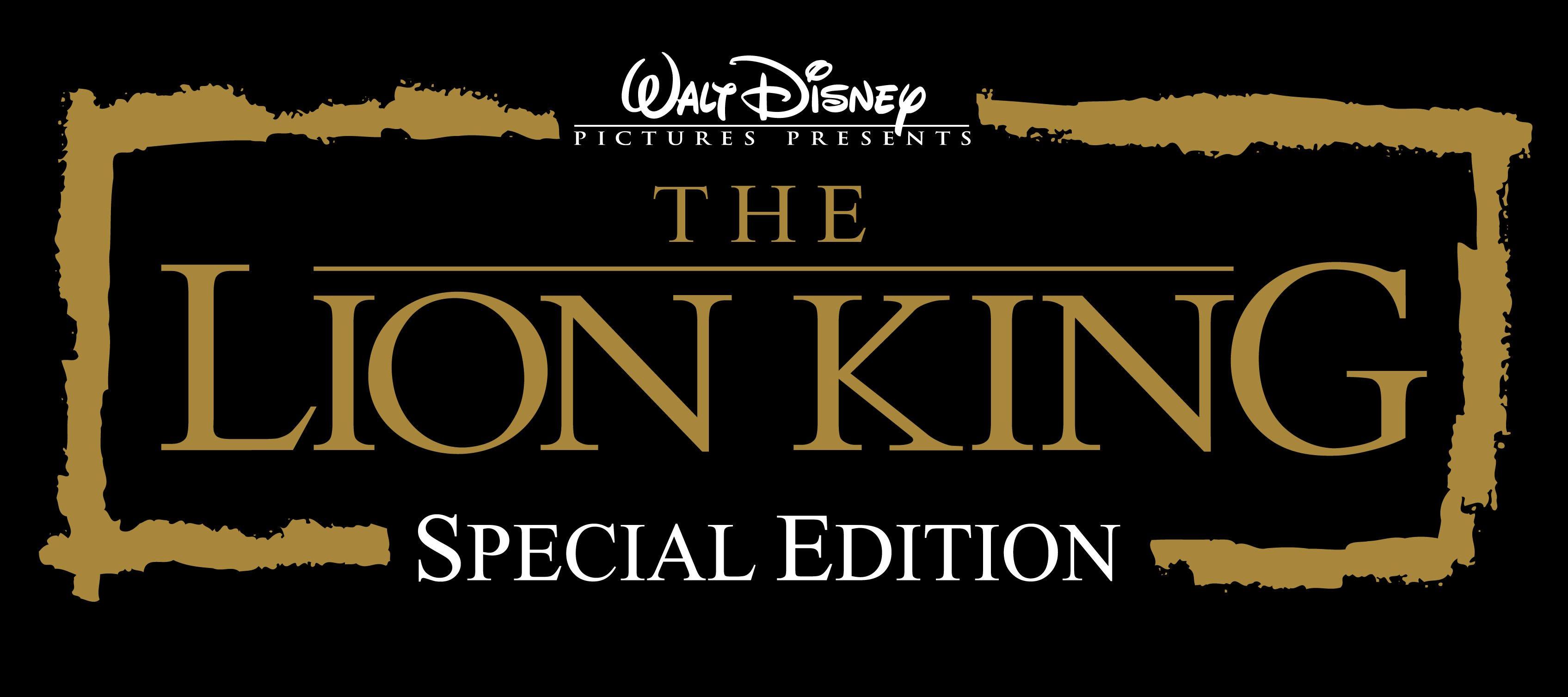 Image Gallery lion king logo