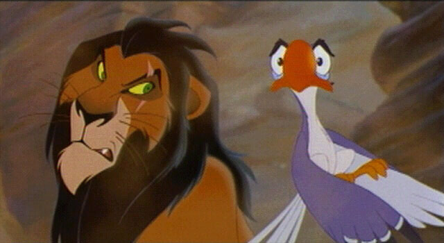 For The Love Of Zira And Scar